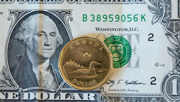 Convert Canadian Dollars to US Dollars For Cheap