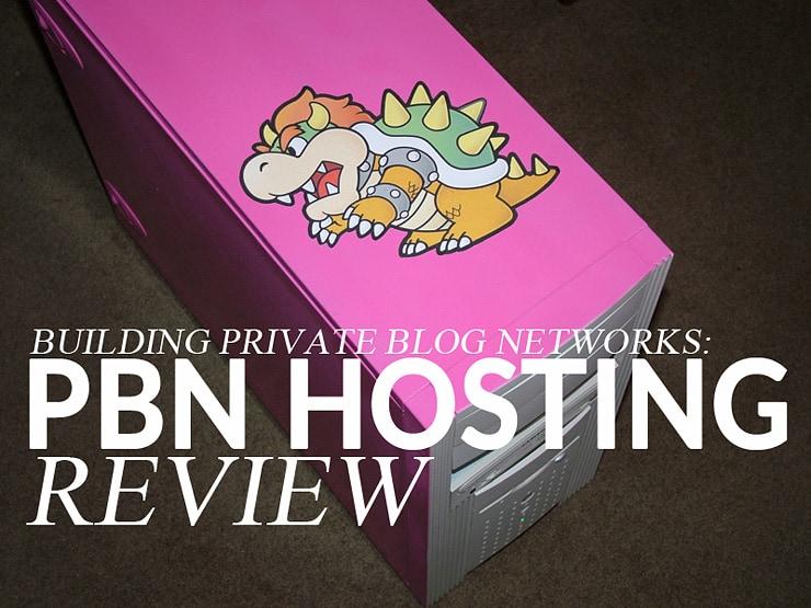 Building Private Blog Network: PBN Hosting