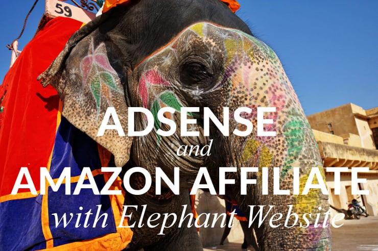 Adsense and Amazon Affiliate