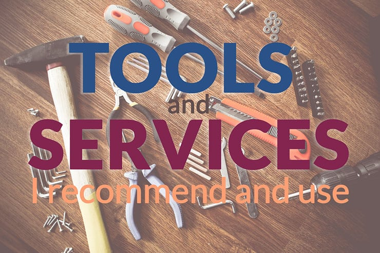 Tools I Use Extensive List For Your Reference And My Convenience