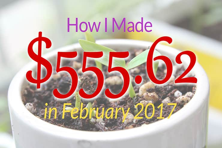 February 2017 income report featured image