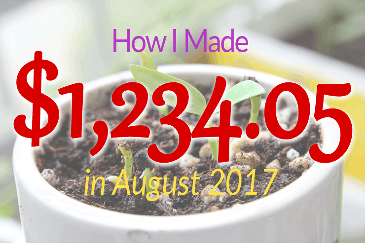 august 2017 income report header