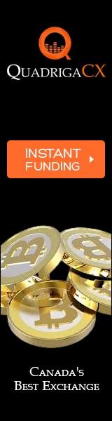 QuadrigaCX Bitcoin Trading Platform