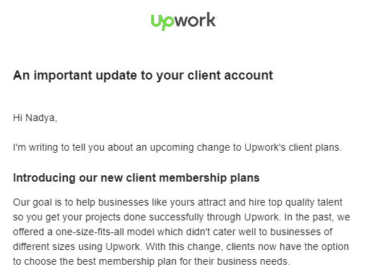upwork_new_plans email
