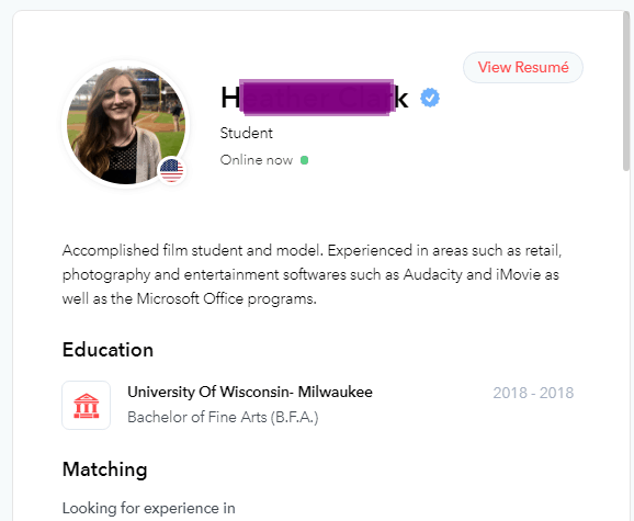 candidate_profile_with_a_resume_button