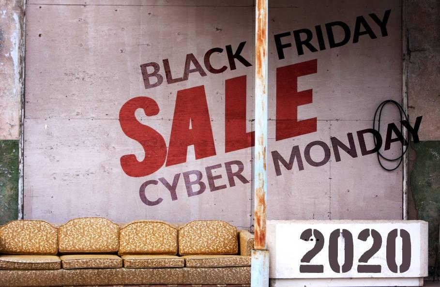 black friday cyber monday deals 2020