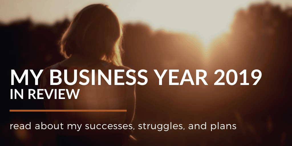 My Business Year 2019 In Review