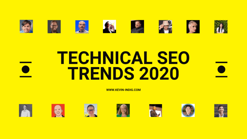 Technical SEO Trends 2020