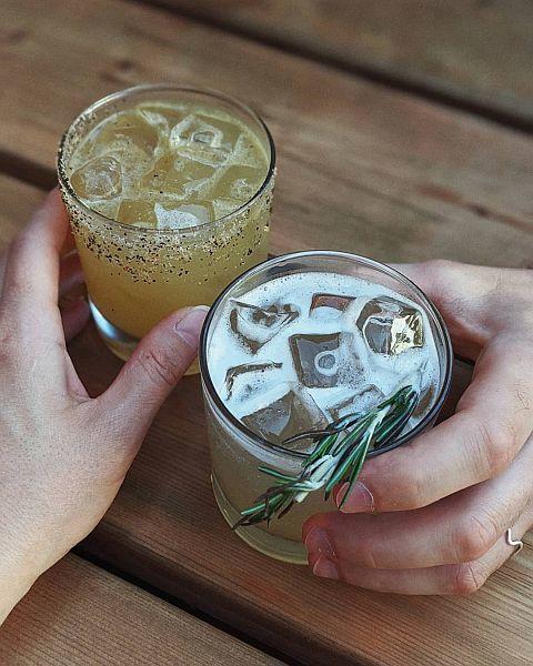 Tasty drinks to celebrate Canada day