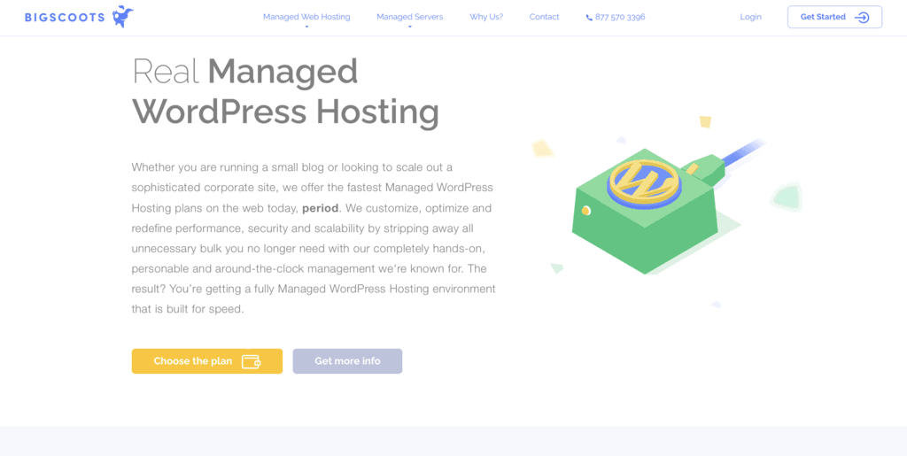 BigScoots is one of the old names in web hosting